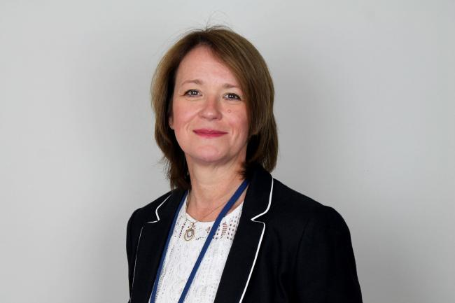 Ann Gow, Deputy Chief Executive of Healthcare Improvement Scotland