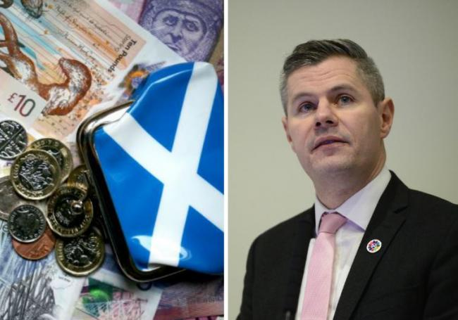 MSPs on the Finance Committee are now calling on Finance Secretary Derek Mackay to outline if sufficient cash is available to ministers. Picture: PA/Herald and Times