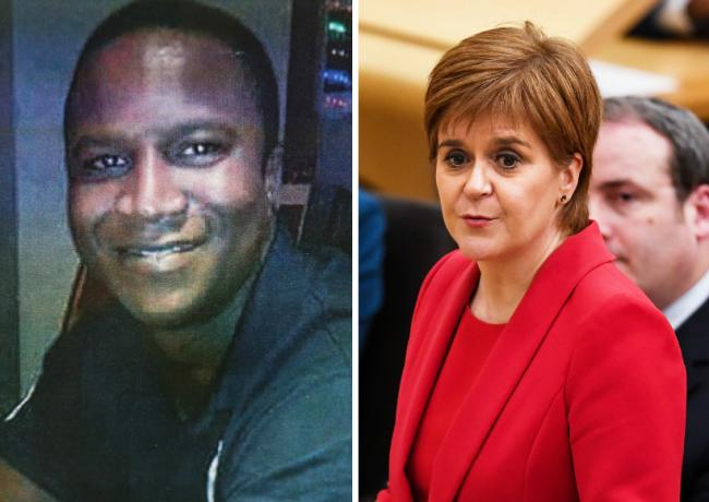 Sheku Bayoh death: Public inquiry to be launched into death of Fife man after restraint by police officers