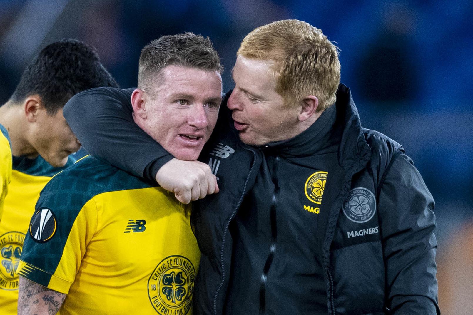How Celtic's Jonny Hayes has made himself Neil Lennon's go-to man