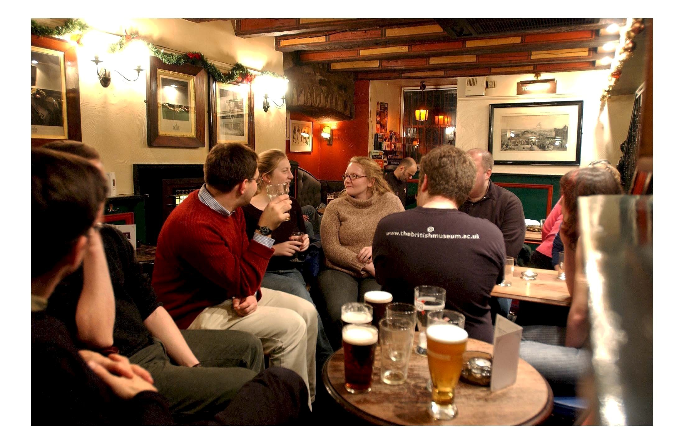Days out: Scotland's best cosy pubs for winter