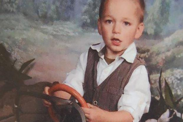 Alfie Lamb was just three when he died after being crushed.