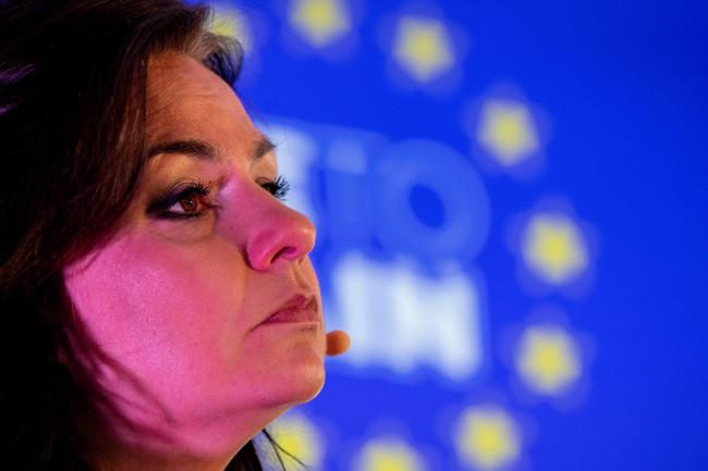 Former Liberal Democrat MP Heidi Allen is not standing again,