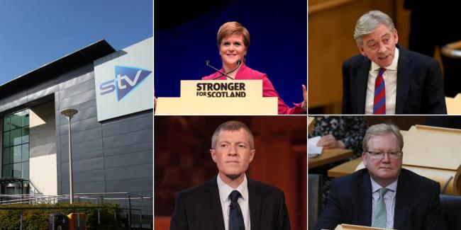 STV to broadcast General Election debate with Scottish party leaders