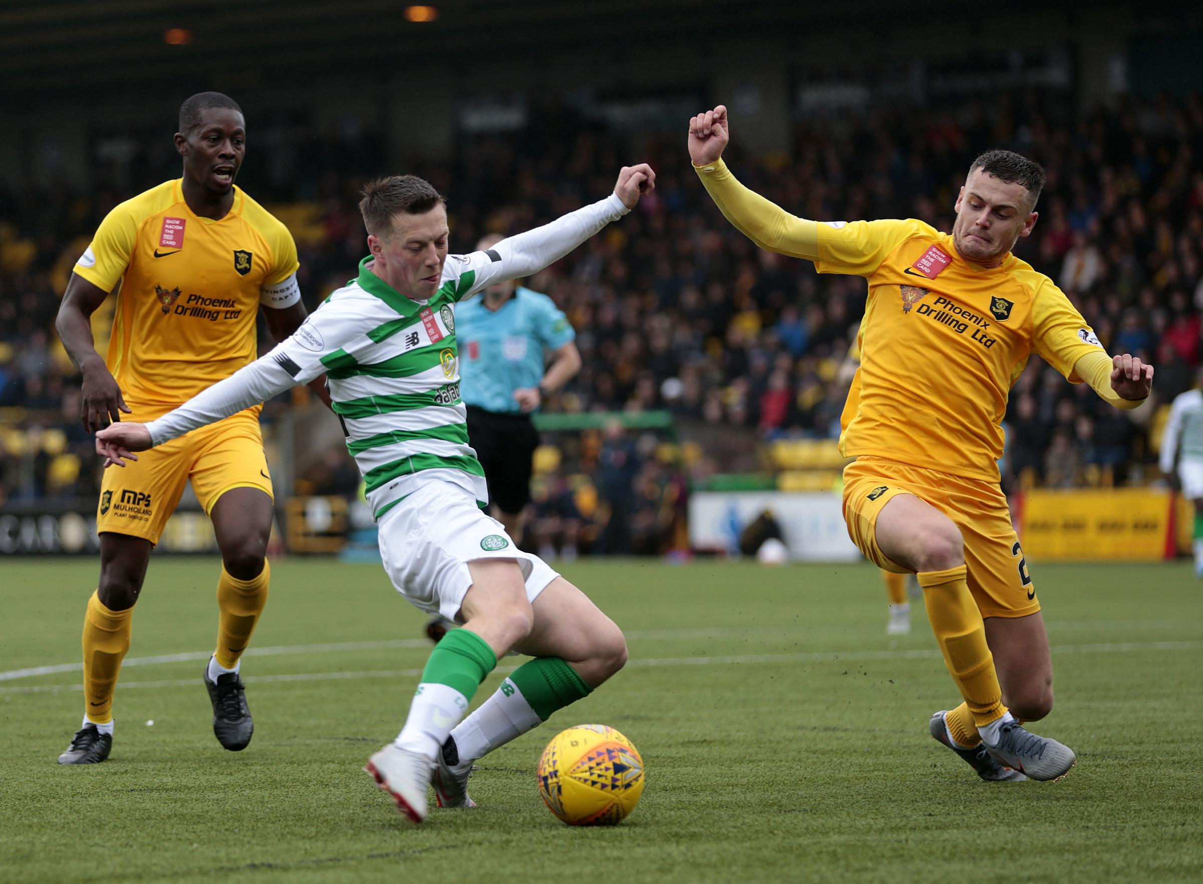 Celtic vs Livingston: Is it on TV? What time is kick-off? Team news | Premiership action returns to Parkhead