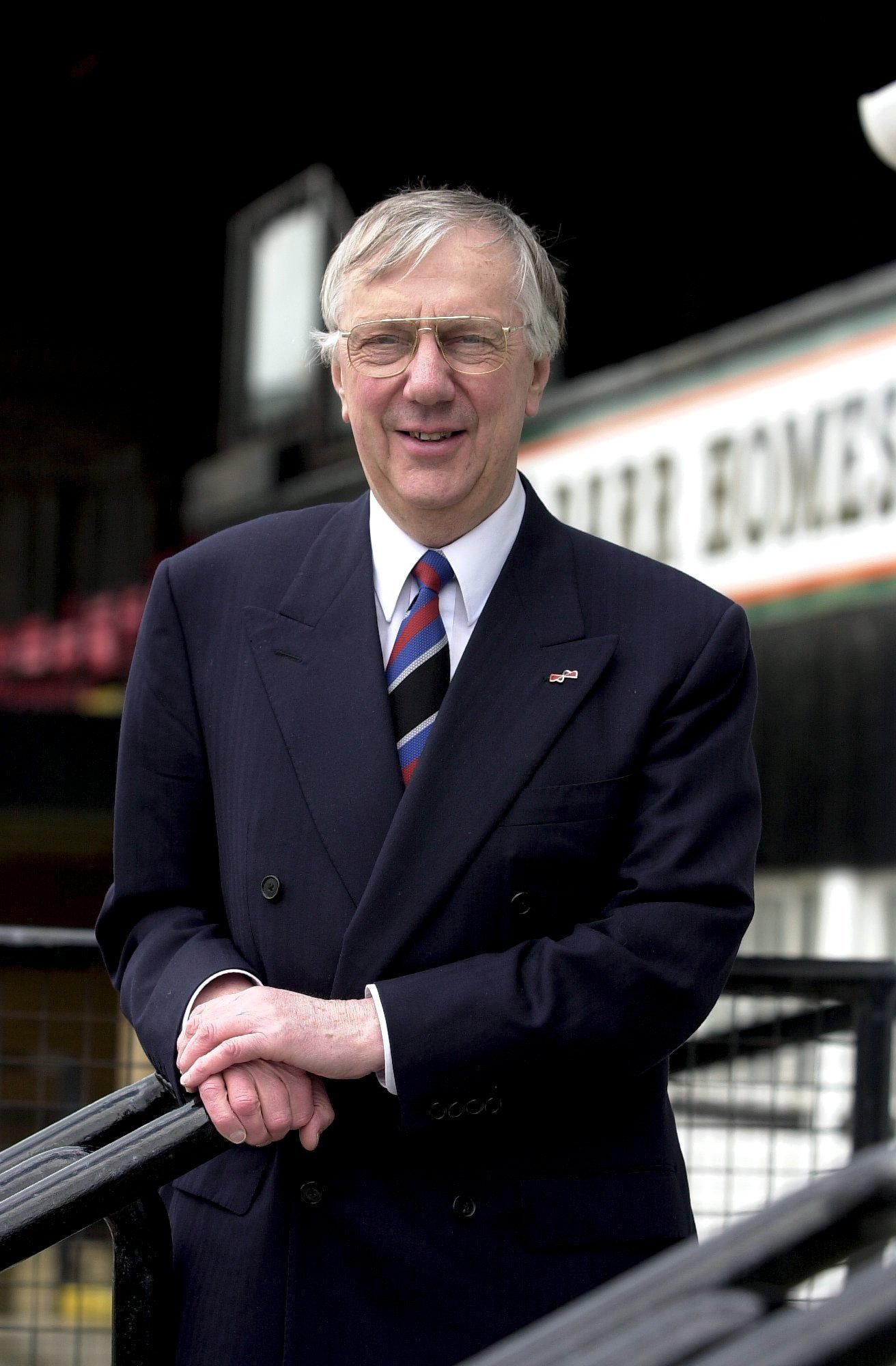 Obituary: Bill Barr, construction giant who chaired Ayr United FC - HeraldScotland