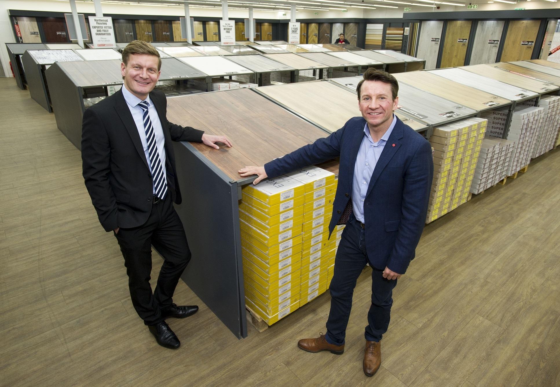 Flooring retailer expands in Scotland amid tough times on the high street - HeraldScotland