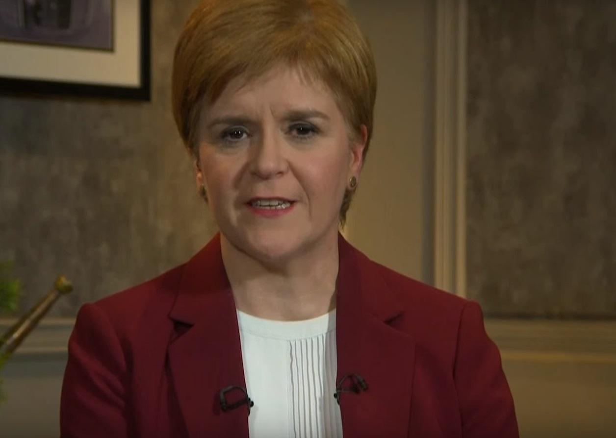 Nicola Sturgeon says 'no' to the Euro if an independent Scotland joined EU