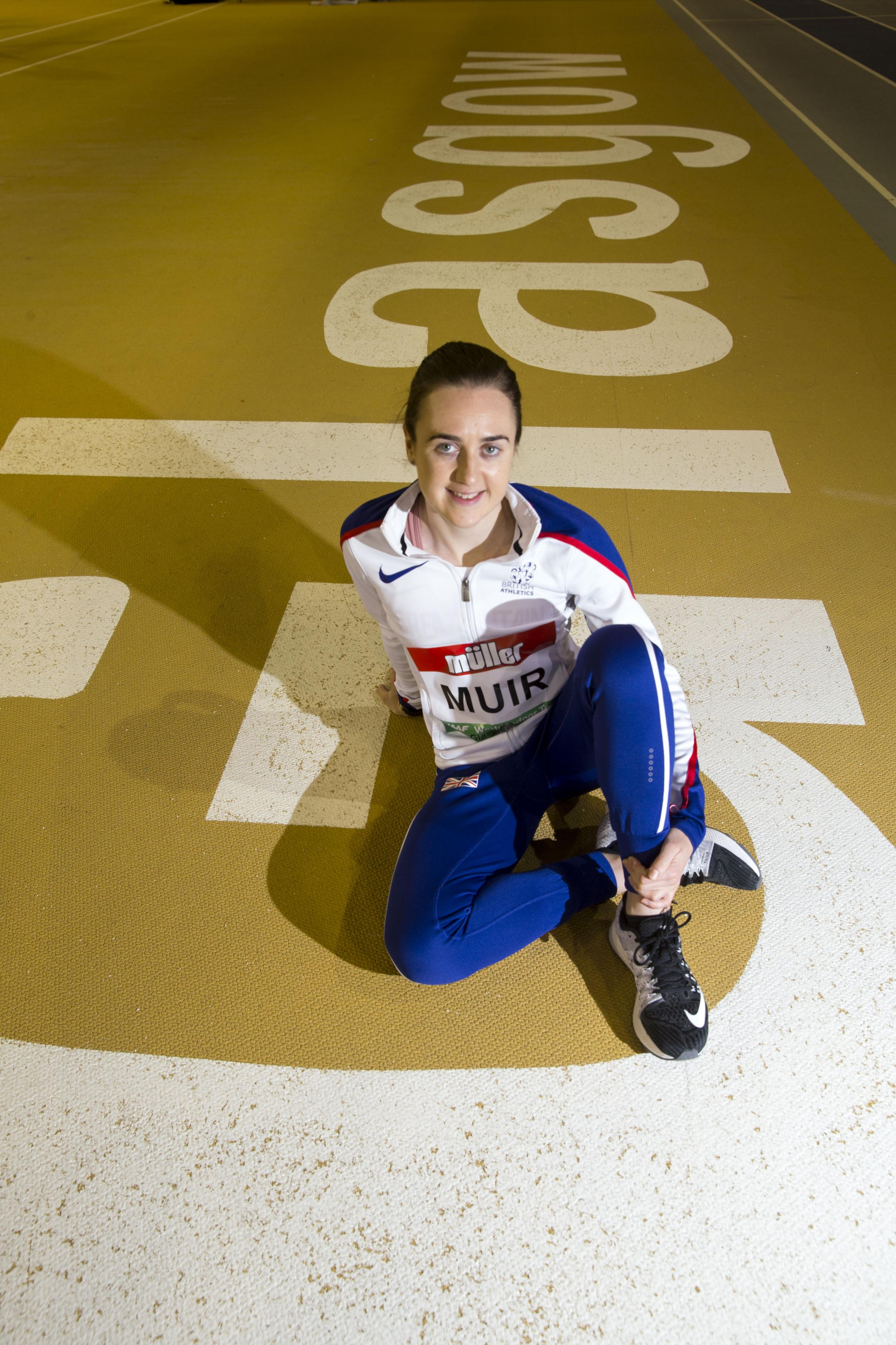 Stiff competition for Laura Muir for top award