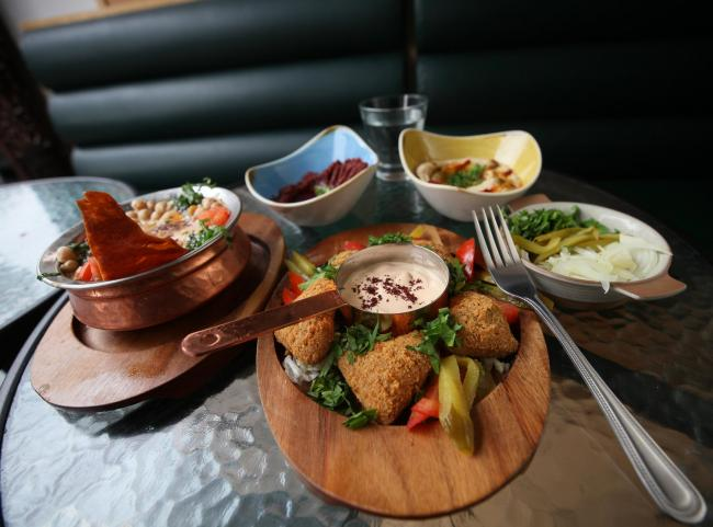 Taza In Town Bread Street Edinburgh Restaurant Review By