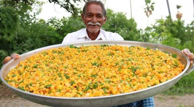"Grandpa Kitchen"" chef who became huge"