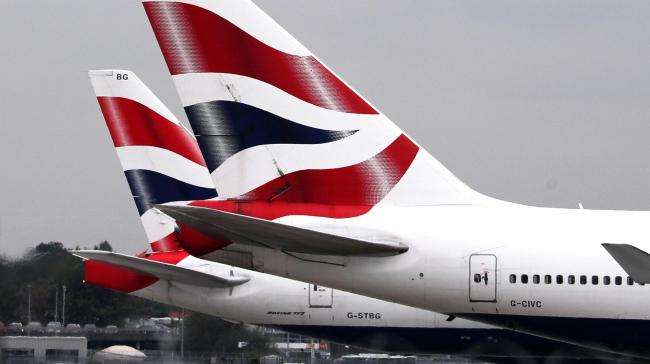 British Airways flights delayed by 'technical issue'