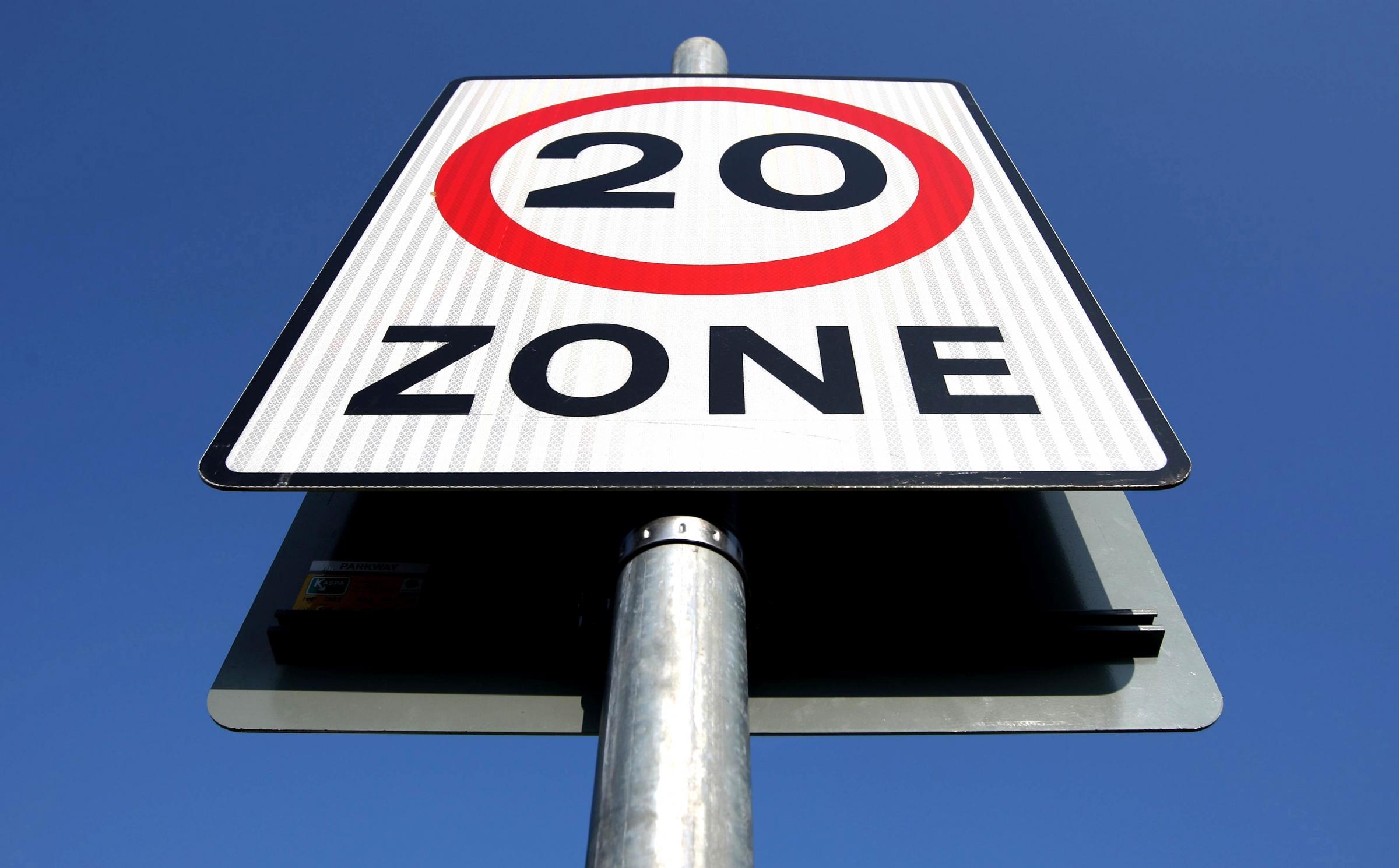 Glasgow roads set for 20mph limit as plans take step forward