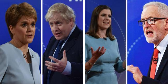 The best and worst moments for the party leaders on Question Time