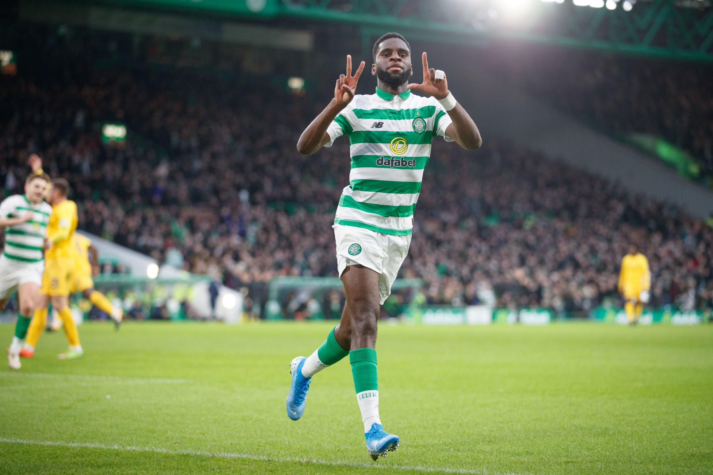 Celtic rubbish Monaco interest in Odsonne Edouard   Rangers 'unrecognisable' in Hearts defeat Steven Gerrard