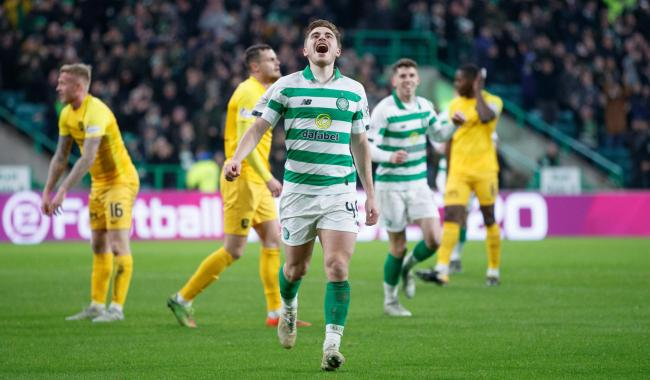 James Forrest enjoyed another impressive season for Celtic.