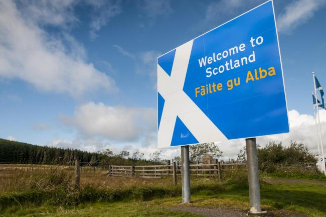 David Leask: How you say 'Alba' matters