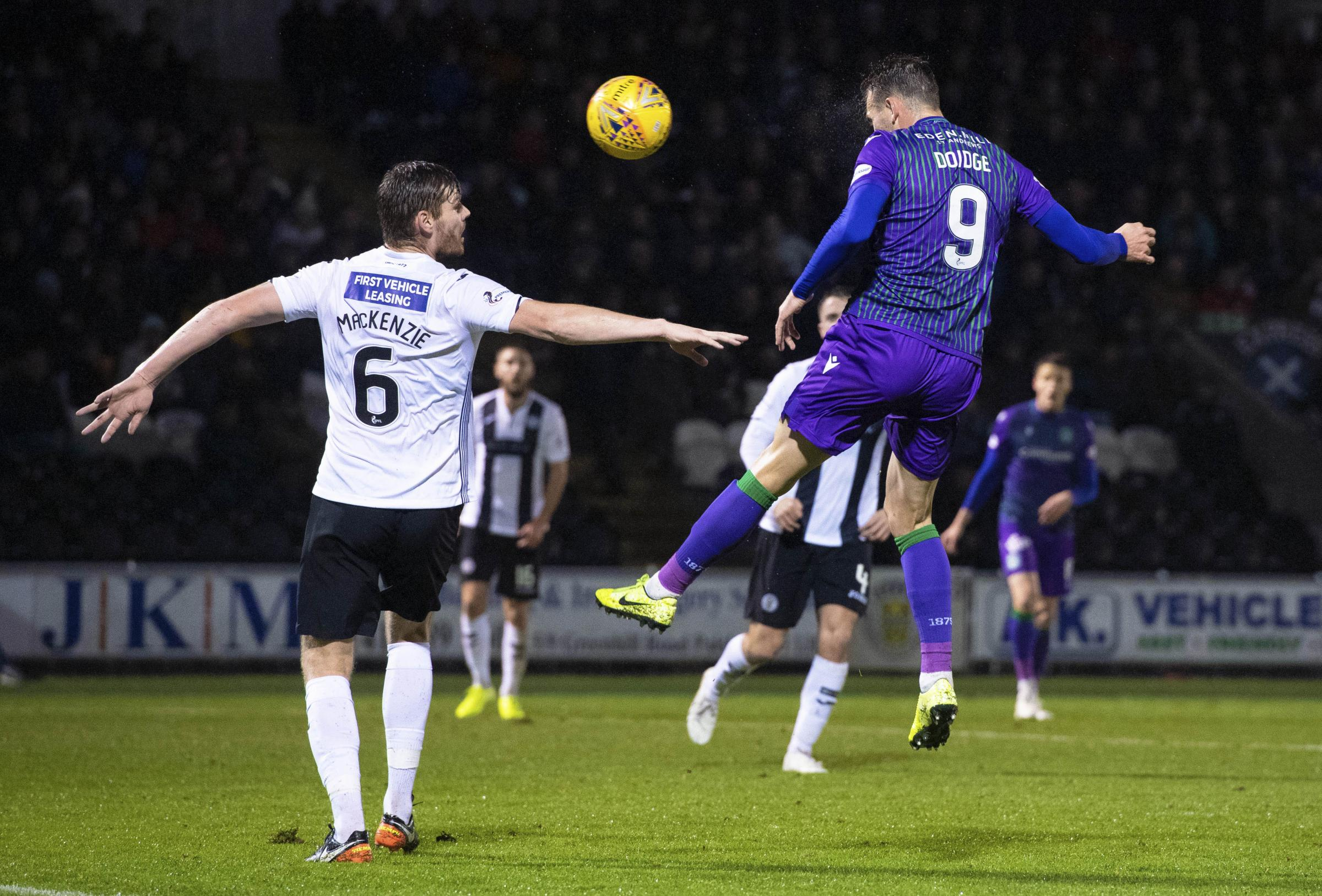 Relief as Jack Ross marks St Mirren return with win for hesitant Hibs