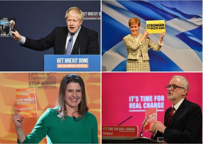 YouGov Poll: The Scottish seats predicted to change hands at the general election