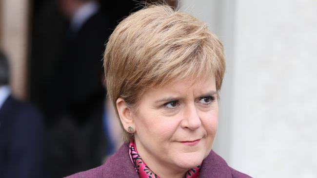 Debate to be had about future of monarchy says Nicola Sturgeon