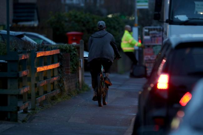 Should there be laws to force cyclists to act sensibly?