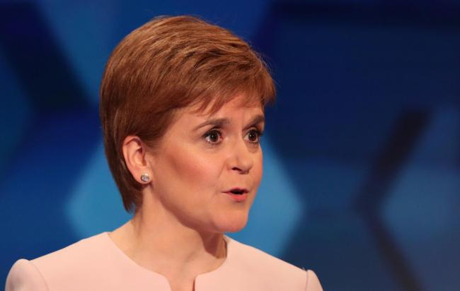 Nicola Sturgeon said her only interest in the case is to see that justice is done.