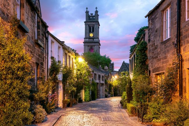 World-famous Edinburgh street at centre of planning row | HeraldScotland