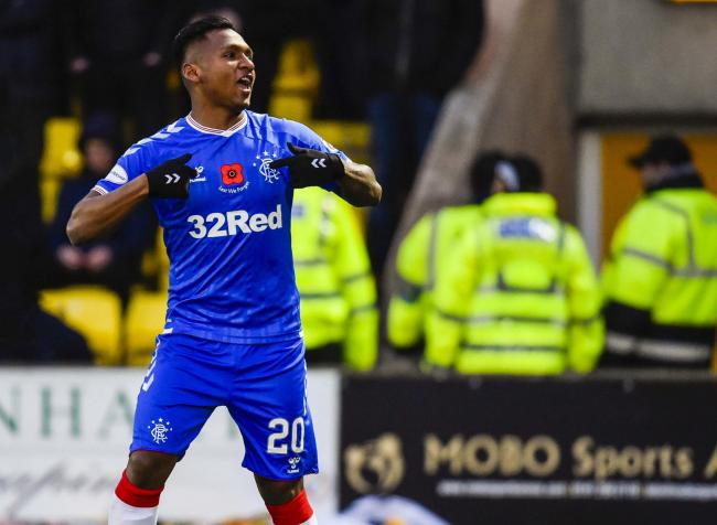 If Rangers are to have a chance of winning the Premiership they need to keep Alfredo Morelos, but it might not be easy
