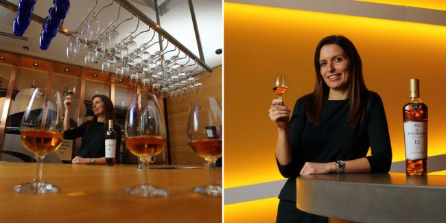 First female Master Whisky Maker on the myths, the 'real  magic' and gender issue in industry