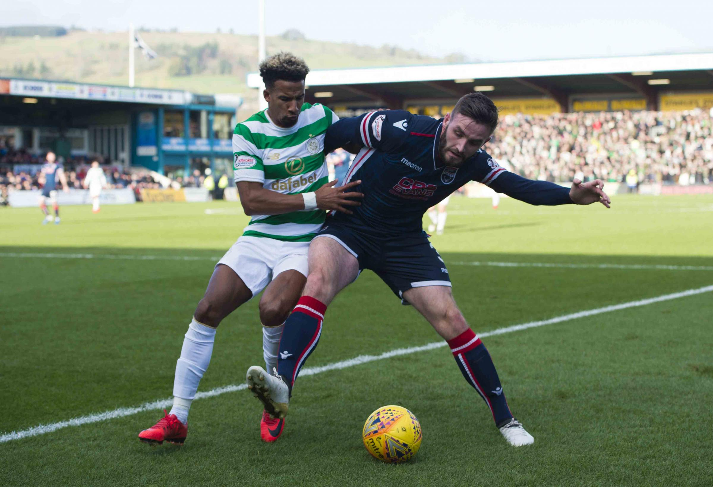 Ross County 1-1 Celtic LIVE: Stewart equalises Christie's early opener