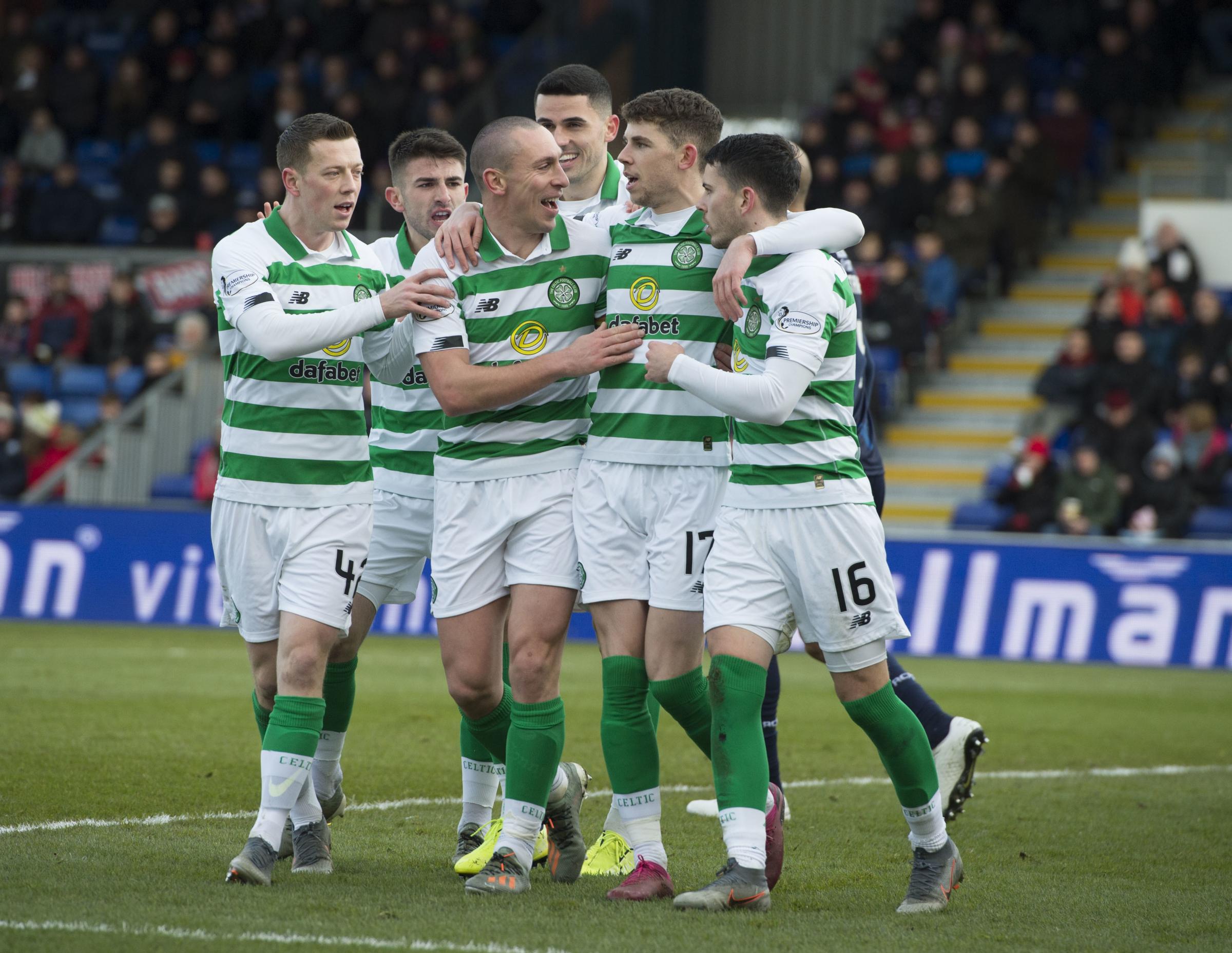 Ross County 1-4 Celtic as it happened Christie, Stewart, Rogic and Johnston on the scoresheet