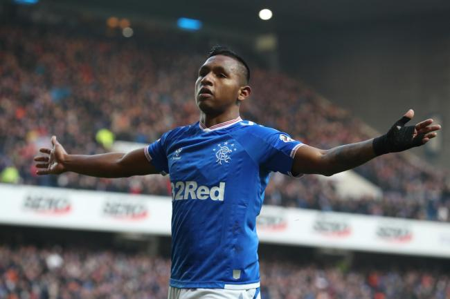 Rangers' Morelos named as Columbia's top scorer of 2019
