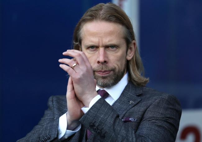 Hearts caretaker manager Austin MacPhee during the Ladbrokes Scottish Premiership match at Ibrox Stadium, Glasgow. PA Photo. Picture date: Sunday December 1, 2019. See PA story SOCCER Rangers. Photo credit should read: Andrew Milligan/PA Wire. RESTRICTION