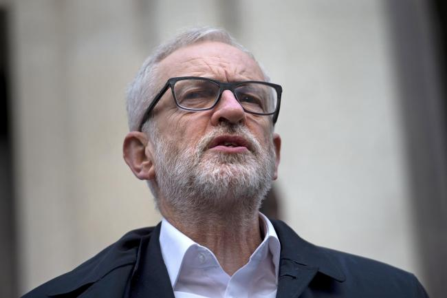Jeremy Corbyn: A society where no-one is left behind… change is coming