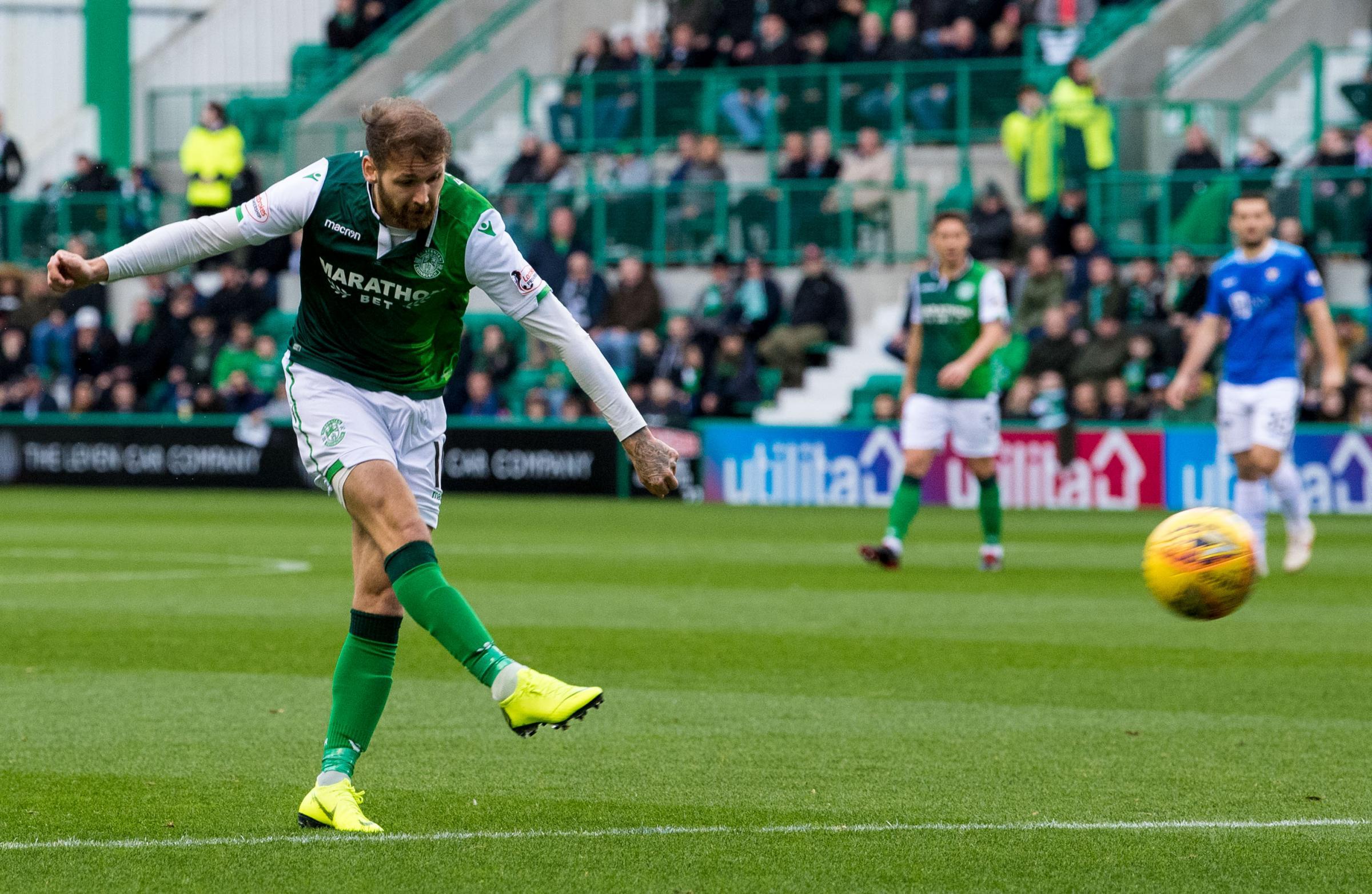 Celtic scout Martin Boyle | Robby McCrorie impresses for Livingston
