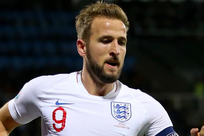 Harry Kane and England will be heading to Austria in a warm-up clash ahead of Euro 2020