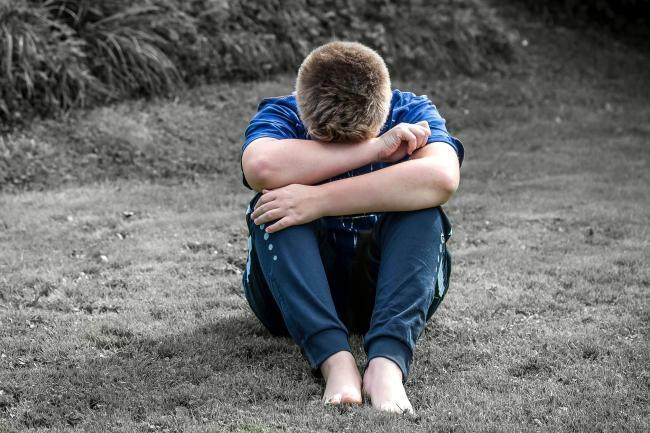 The number of children referred for mental health treatment by their schools has risen by more than a third in the past three years, figures have revealed. Photo: Press Association/PA Wire.
