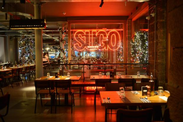 Sugo on 70 Mitchell Street, Glasgow. Picture: Kirsty Anderson