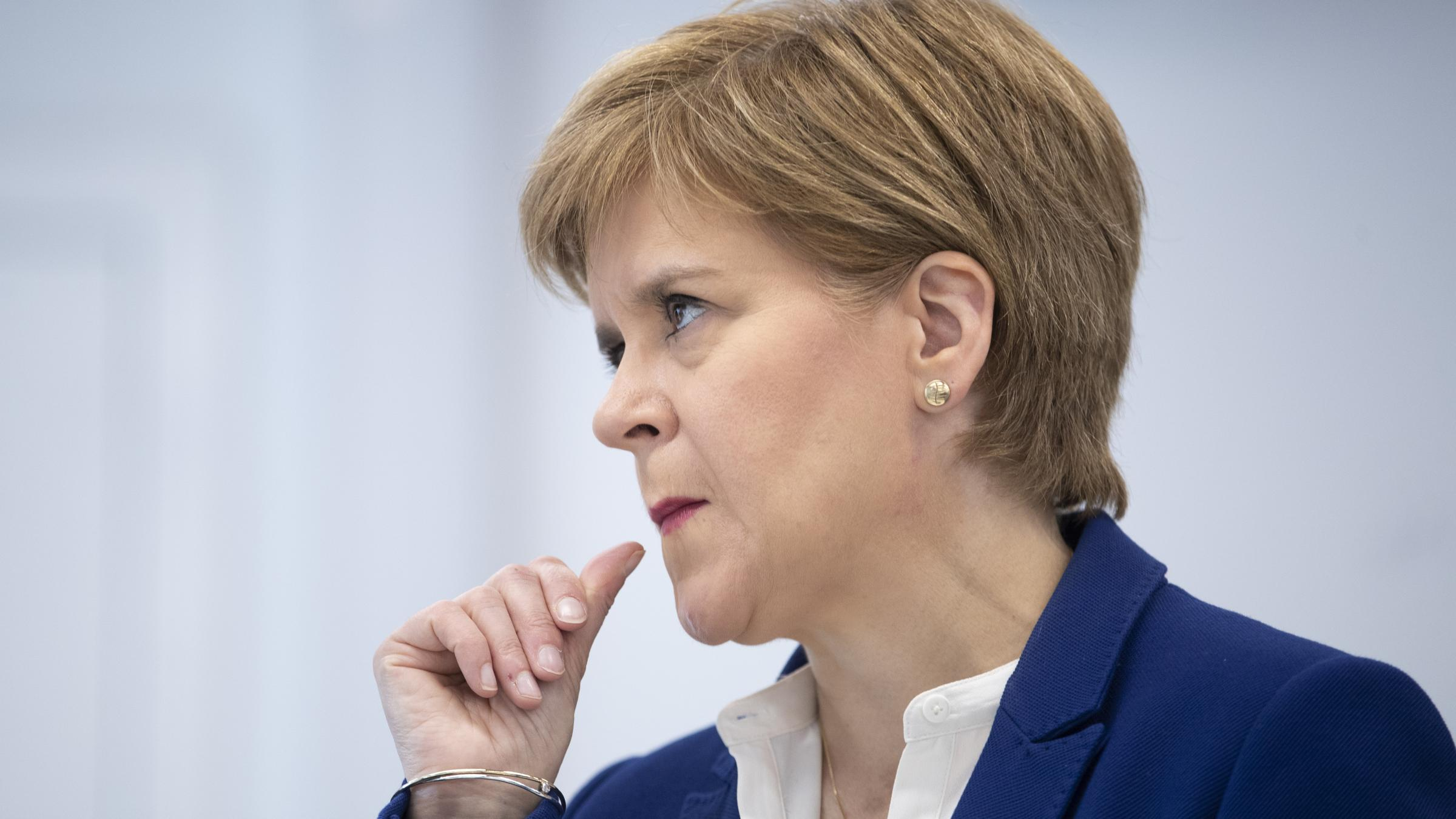 Nicola Sturgeon concedes schools 'aren't good enough' at maths and science