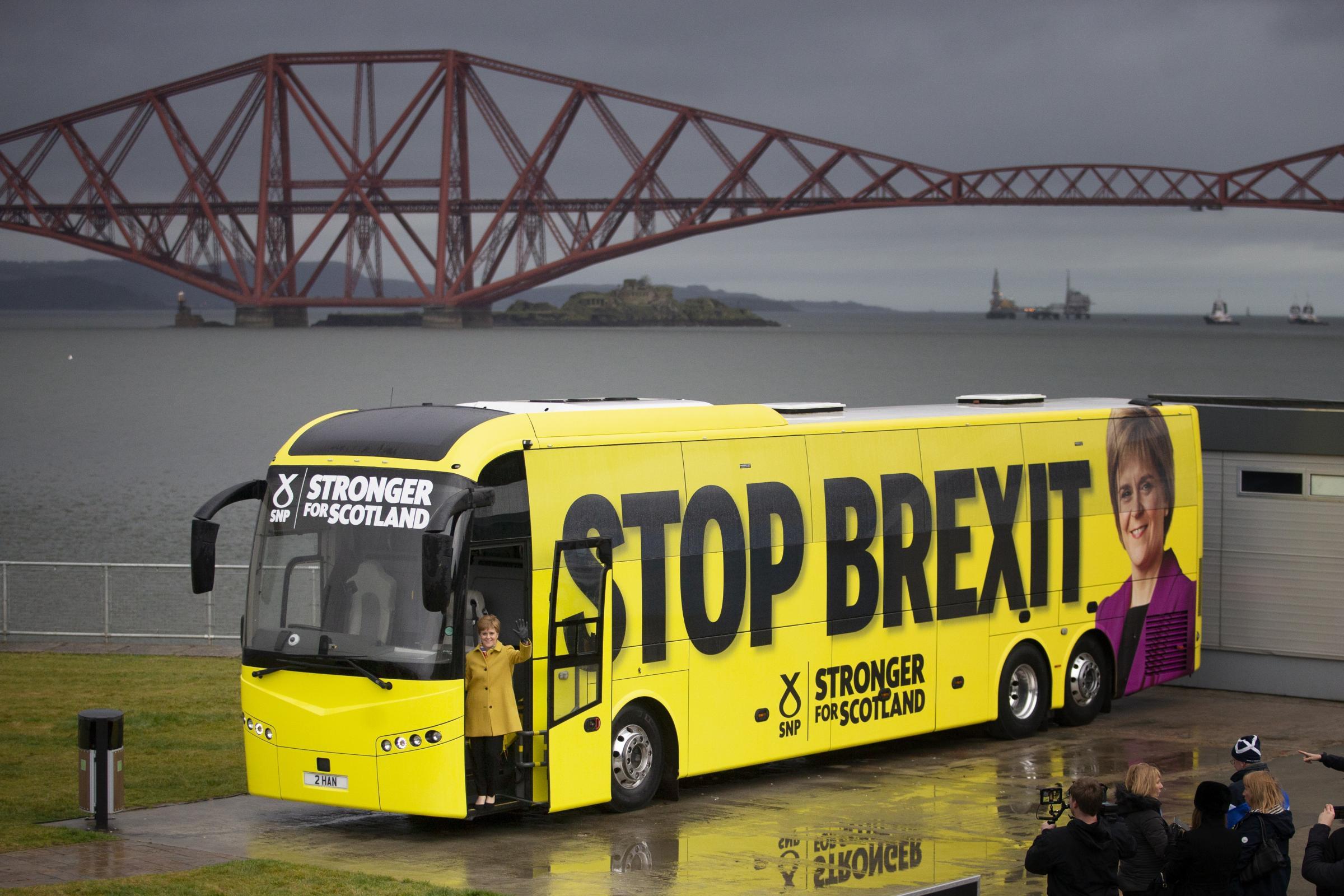 Poll: resurgent SNP set to make big gains