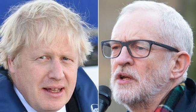 Boris Johnson and Jeremy Corbyn to debate less than a week before election