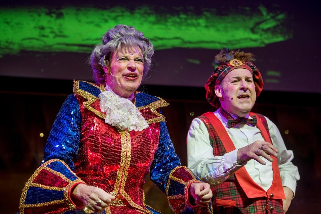 Panto review: Goldilocks and the Three Bears, King's, Edinburgh, four stars