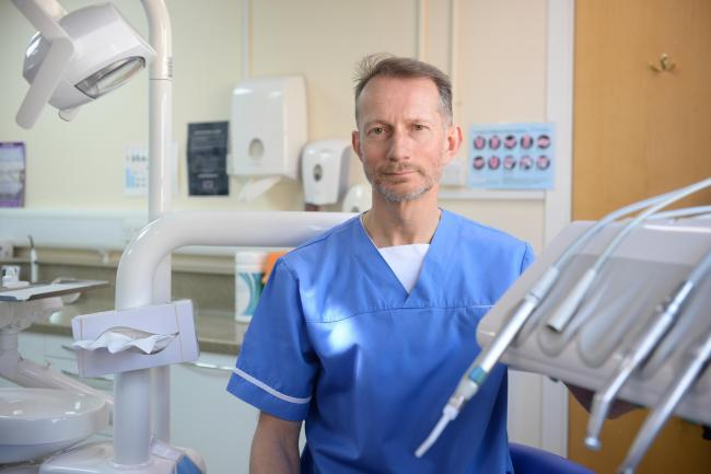 David McColl, chair of the Scottish Dental Practice Committee, said the current system is