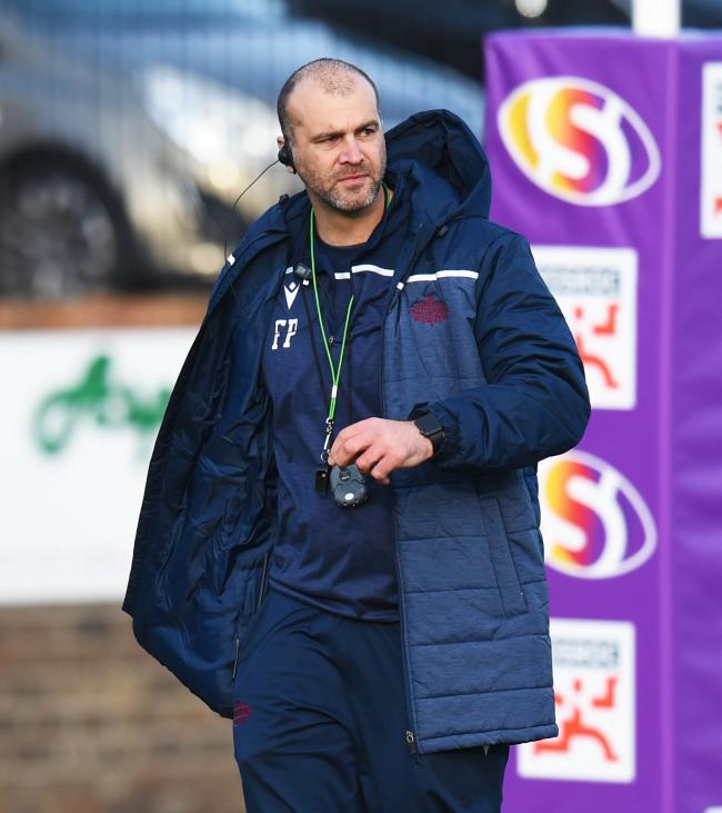 Fergus Pringle says his team have plenty to work on ahead of their game against Boroughmuir next week
