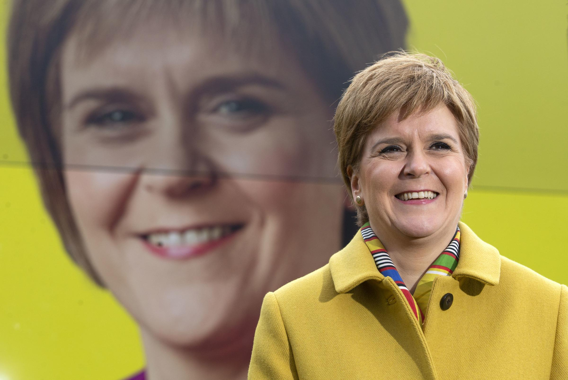 Mark Smith: Support for independence is down, and the election's in the balance. And it's because of the Nouveau Nationalists
