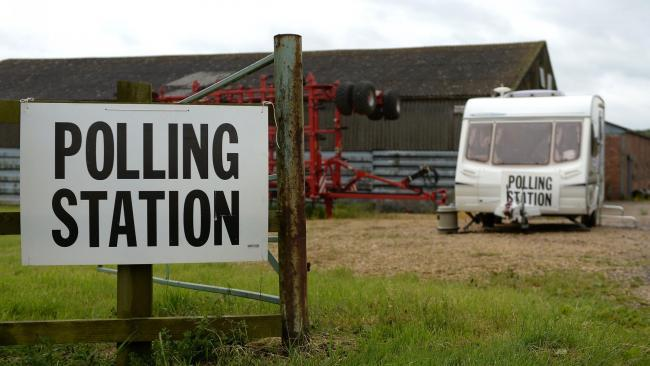 Voters go to the polls tomorrow for the first December election since 1923