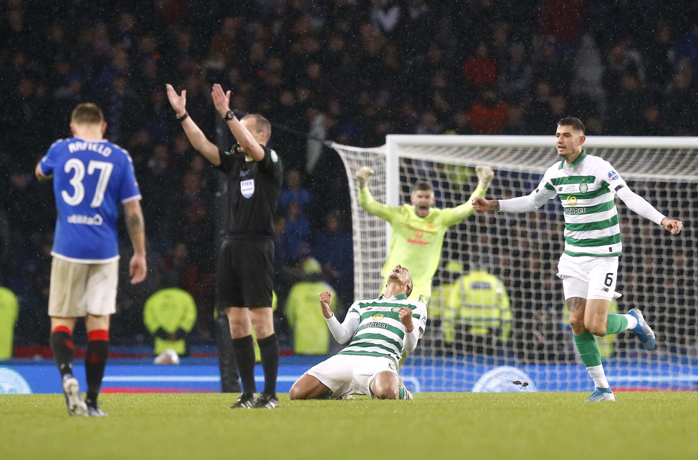 Nir Bitton: I was caught up eating fruit salad when asked to come on against Rangers