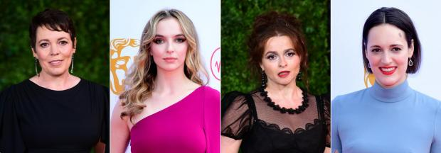 HeraldScotland: Olivia Colman, Jodie Comer, Helena Bonham Carter and Phoebe Waller-Bridge lead the nominations for the Screen Actors Guild Awards.