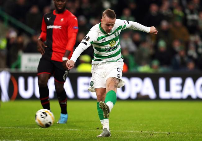 Neil Lennon says that Leigh Griffiths can still have a future at Celtic.
