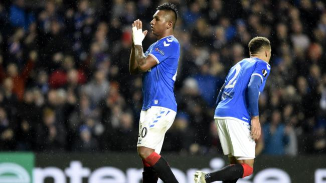 Watch: Highlights from Rangers 1-1 draw against Young Boys